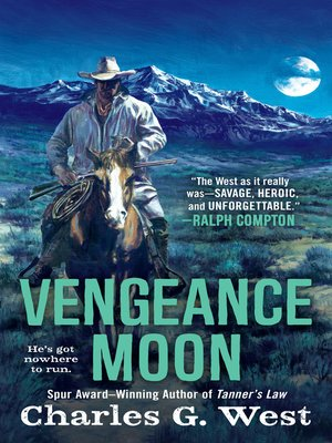 cover image of Vengeance Moon