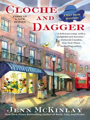 cover image of Cloche and Dagger