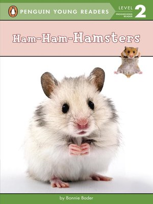 cover image of Ham-Ham-Hamsters