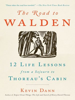 cover image of The Road to Walden