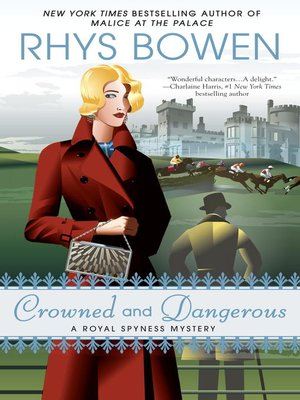 cover image of Crowned and Dangerous