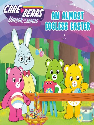 cover image of An Almost Eggless Easter