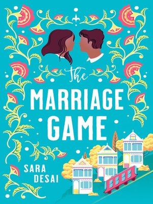 cover image of The Marriage Game