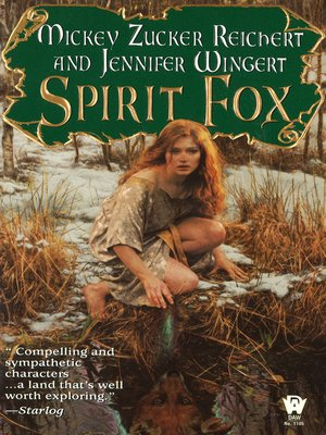 cover image of Spirit Fox