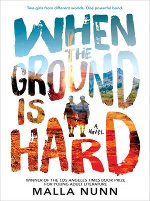 cover image of When the Ground Is Hard