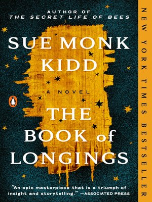 cover image of The Book of Longings