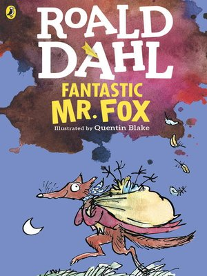 cover image of Fantastic Mr. Fox