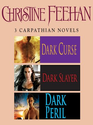 cover image of 3 Carpathian Novels
