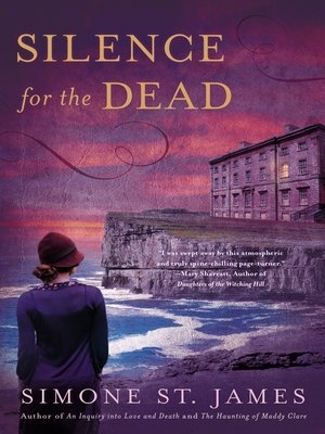 cover image of Silence for the Dead