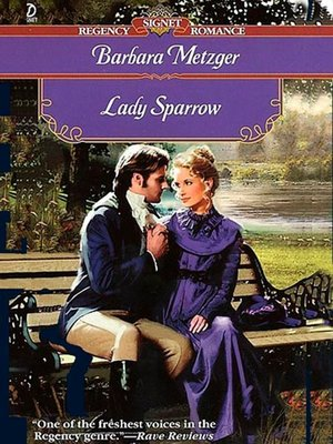 cover image of Lady Sparrow