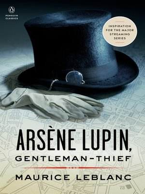 cover image of Arsene Lupin, Gentleman-Thief