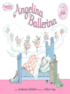 cover image of Angelina Ballerina