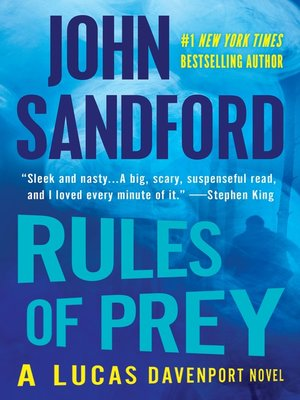 cover image of Rules of Prey