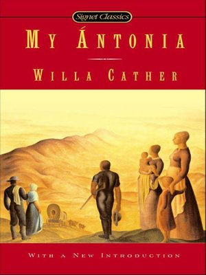 cover image of My Ántonia