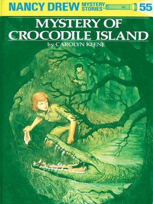 cover image of Mystery of Crocodile Island