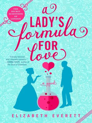 cover image of A Lady's Formula for Love