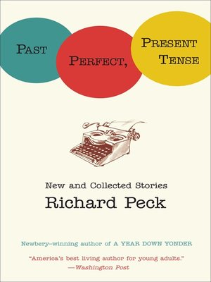 cover image of Past Perfect, Present Tense