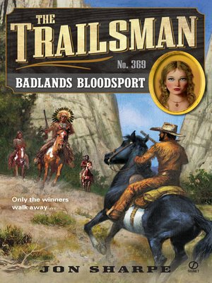 cover image of Badlands Bloodsport