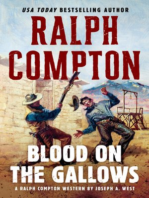 cover image of Ralph Compton Blood on the Gallows