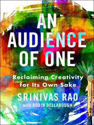cover image of An Audience of One