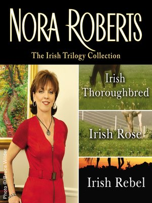 cover image of Nora Roberts' Irish Legacy Trilogy