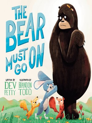 cover image of The Bear Must Go On