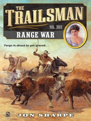 cover image of Range War