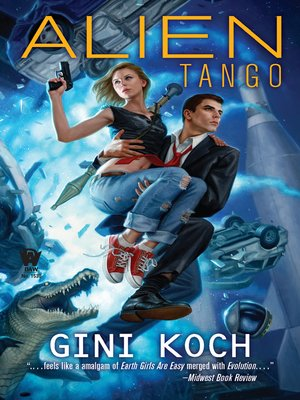 cover image of Alien Tango