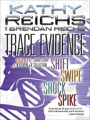 cover image of Trace Evidence