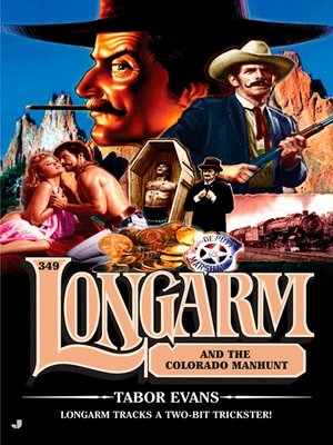 cover image of Longarm and the Colorado Manhunt