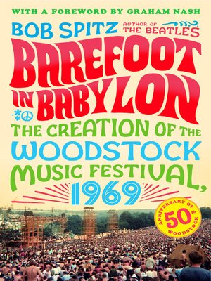 cover image of Barefoot in Babylon