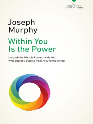 cover image of Within You Is the Power