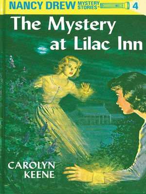 cover image of The Mystery at Lilac Inn