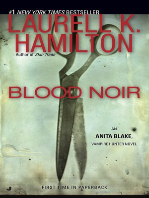 cover image of Blood Noir