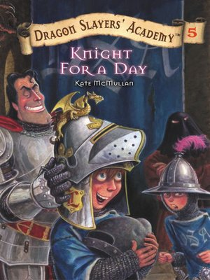 cover image of Knight for a Day