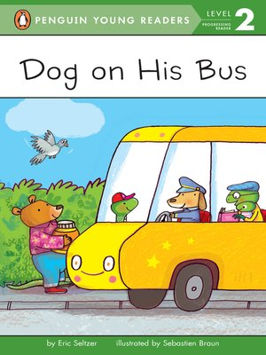cover image of Dog on His Bus