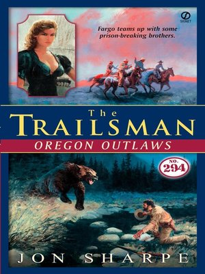 cover image of Oregon Outlaws