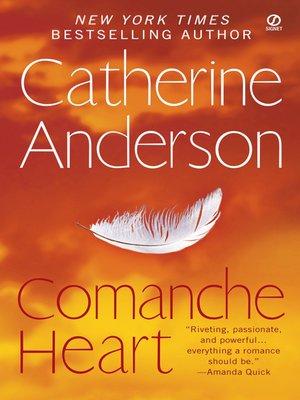 cover image of Comanche Heart