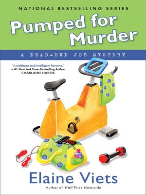 cover image of Pumped for Murder