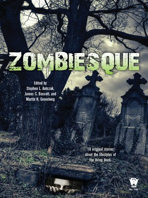 cover image of Zombiesque