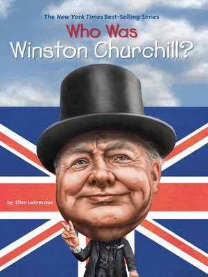 cover image of Who Was Winston Churchill?