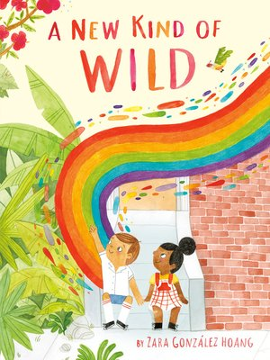 cover image of A New Kind of Wild