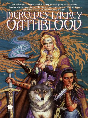 cover image of Oathblood