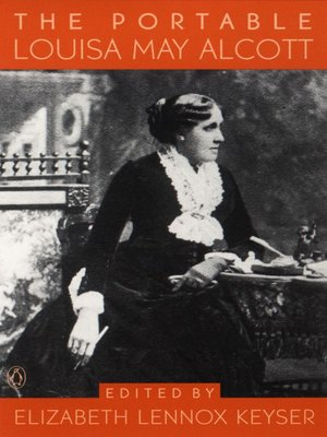 cover image of The Portable Louisa May Alcott