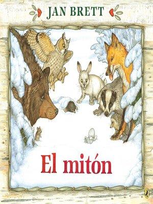 cover image of El mitón