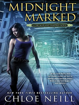 cover image of Midnight Marked