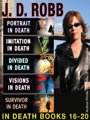 cover image of The In Death Collection, Books 16-20