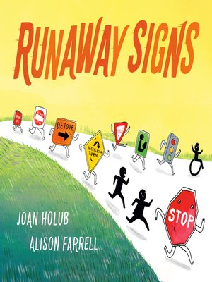cover image of Runaway Signs