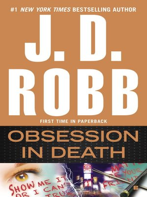 cover image of Obsession in Death