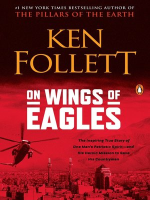 cover image of On Wings of Eagles